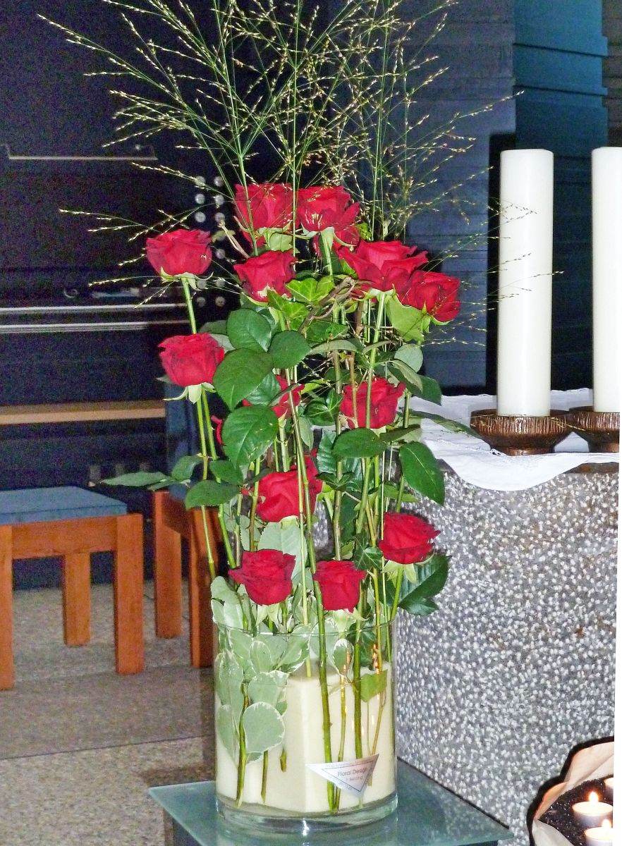 Beerdigungen Floral Design Benzing