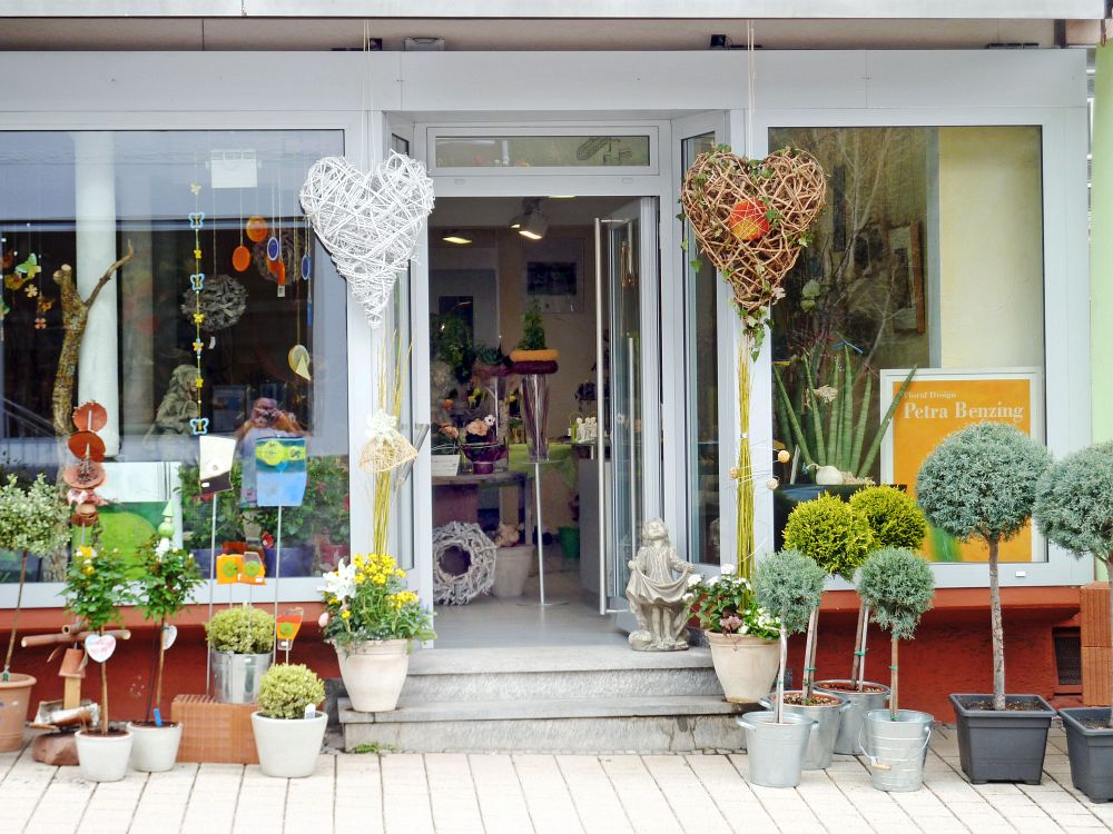Blumengeschäft Floral Design Benzing